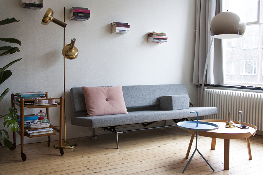 Design Bank Martin Visser.Dudok Apartment Studio Van Der Poort