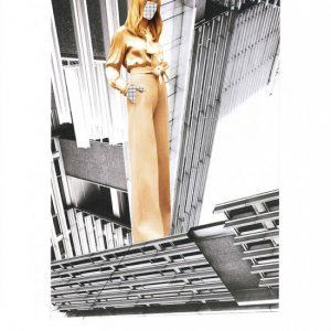 Collage 'DOMINIQUE'