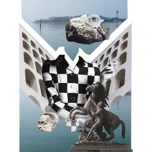 Collage 'ISLAND LIFE'