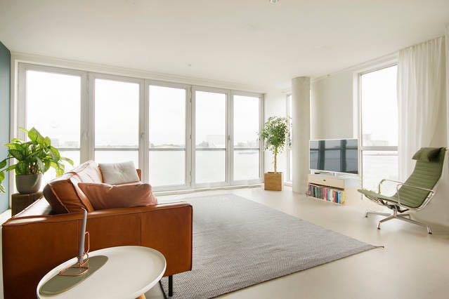 Amsterdam apartment Silodam