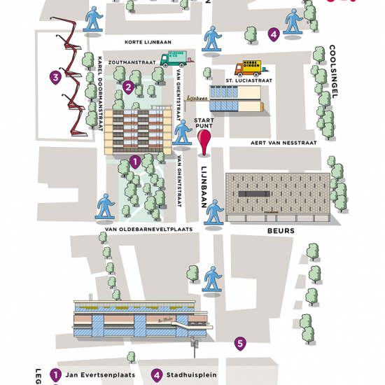 Walk'in Rotterdam Lijnbaan