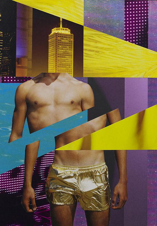 Collage MIAMI NIGHTS #2