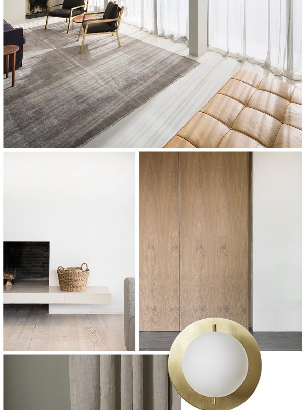 moodboard penthouse appartement