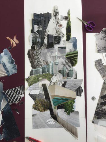 Yogaground Collage